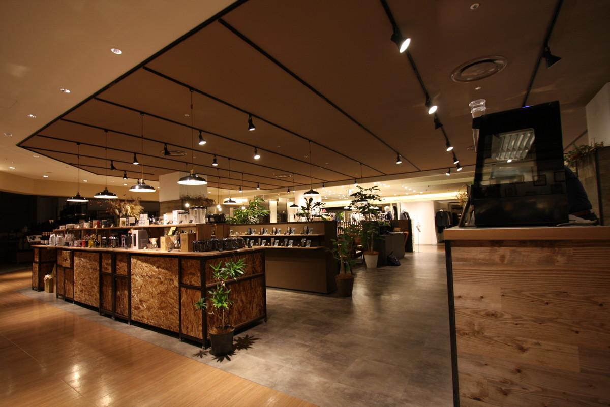 sanwa coffee works LUCUA1100店 4