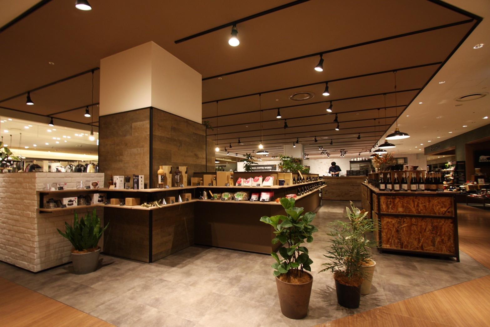 sanwa coffee works LUCUA1100店 7